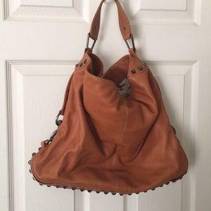 85b3430fca05 Rebecca Minkoff Bags - Rebecca Minkoff Camel leather Nikki shoulder bag
